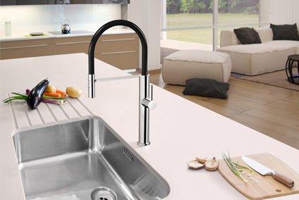 Luca Sink Mixer