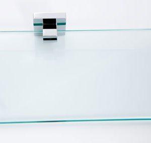 Quando glass shelf