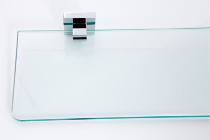 Quando Glass Shelf