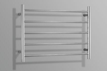 Allegra Heated Towel Rail 5 Bar