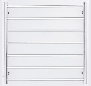 Allegra heated towel rail 7 bar