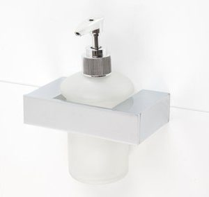 Alpha soap dispenser