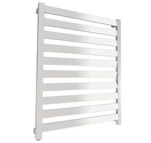 Fury 10 bar heated towel rail