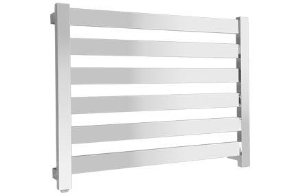 Fury 6 bar heated towel rail