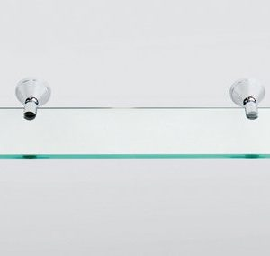 Tersa glass shelf