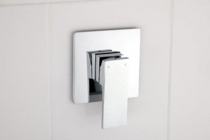 Tiana Shower Mixer Small Plate