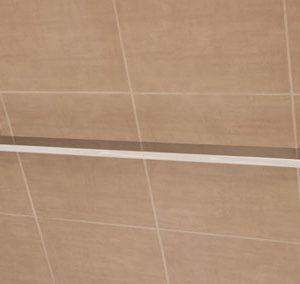 Tiana single towel rail 760mm