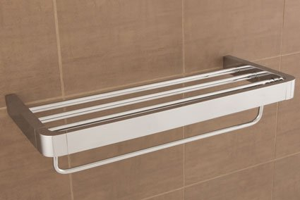 Tiana towel bar shelf 562mm