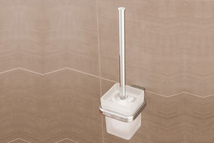 Tiana Toilet Brush With Holder