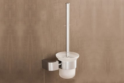 Vogue Toilet Brush with Holder