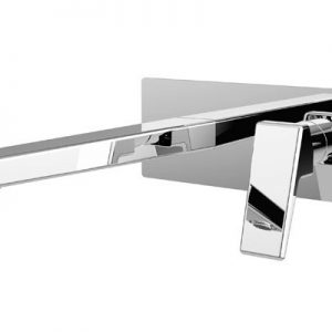 Madi Wall Basin Mixer