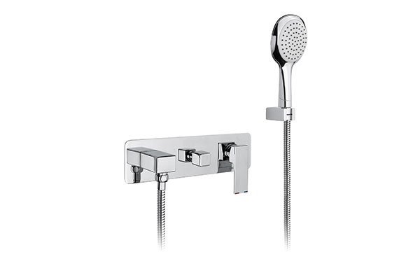 Joseph Mixer with Divertor & Hand Shower
