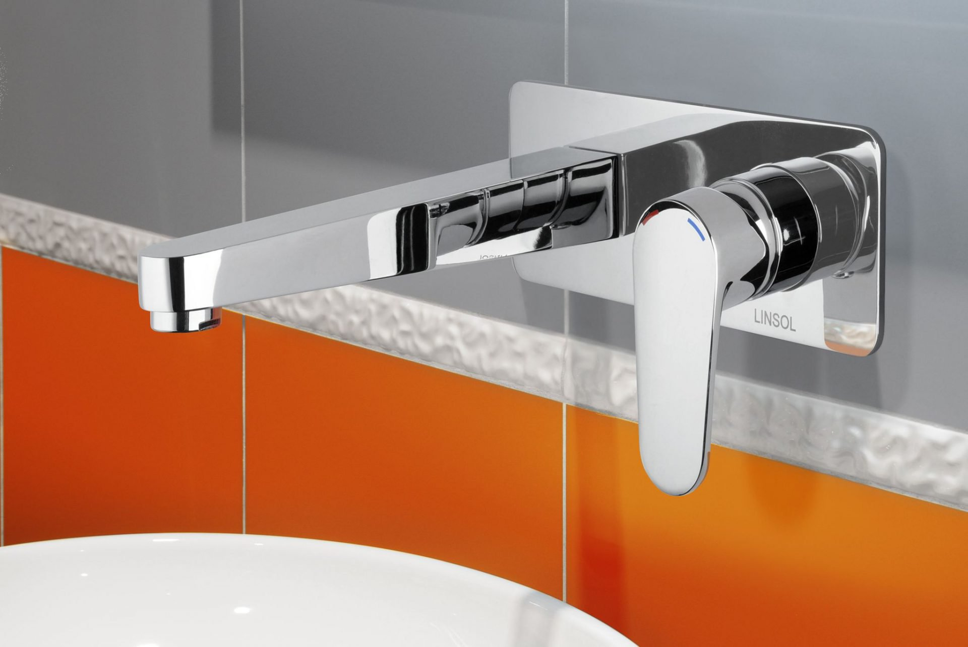 Avanti Wall Bath/Basin Mixer