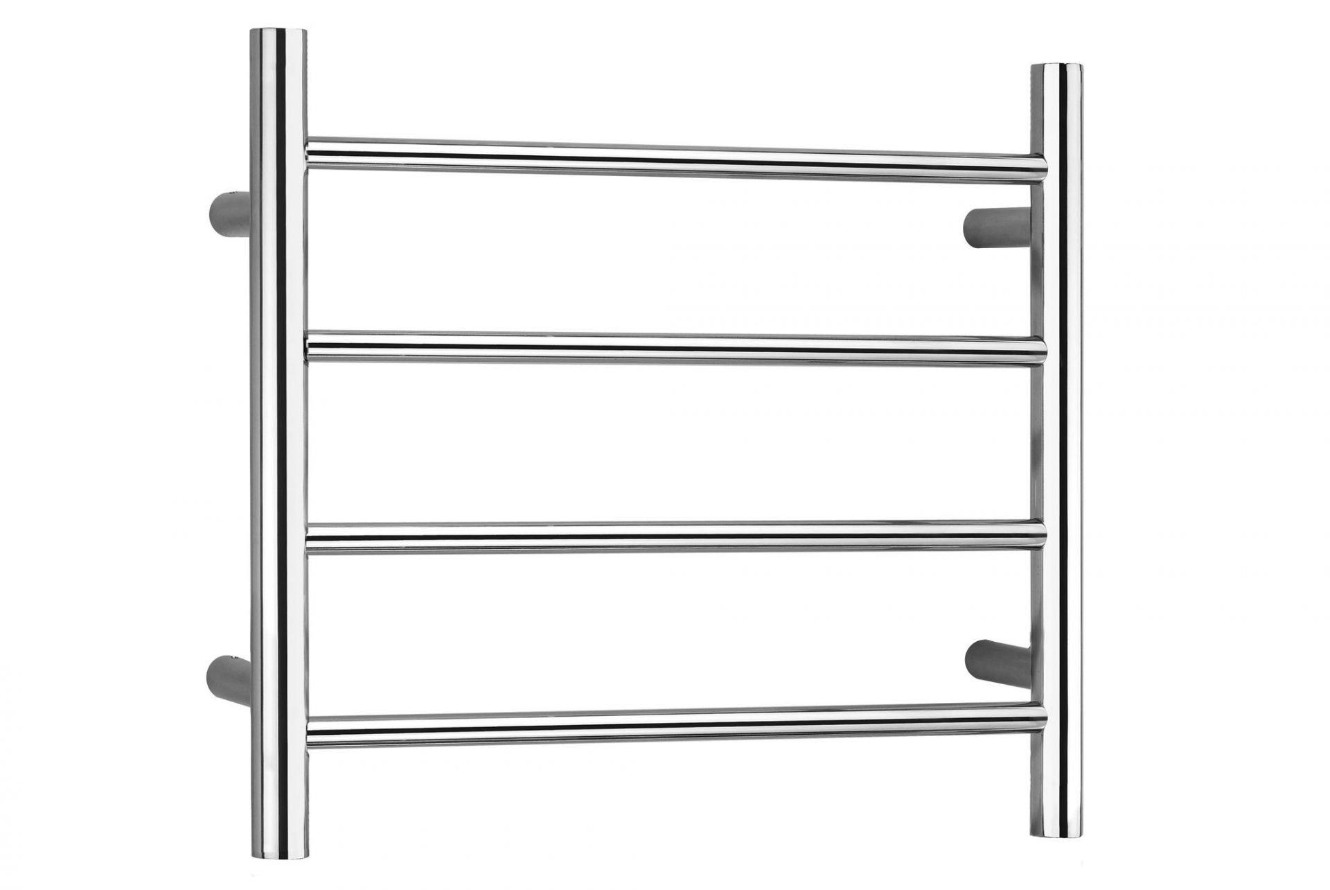 Allegra Heated Towel Rail 4 Bar