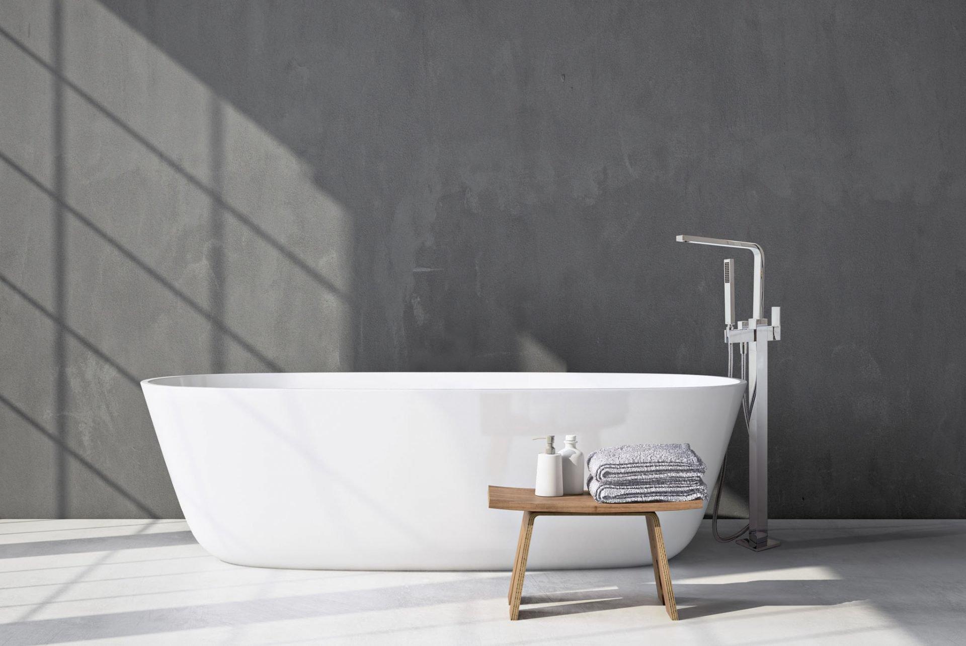 Alessia Freestanding Bath Filler