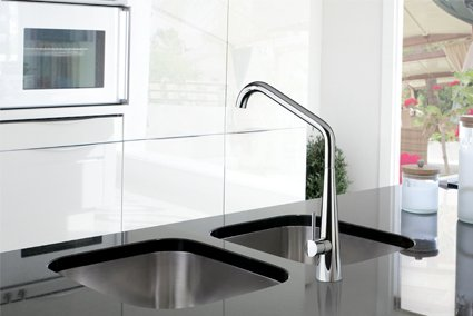 Elias sink mixer