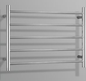 Allegra heated towel rail 5 bar