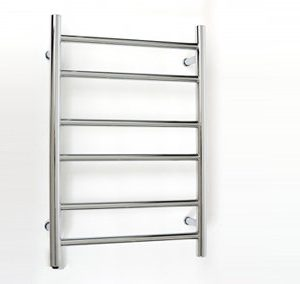 Allegra heated towel rail 6 bar