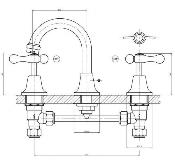 Damian-basin-set-drawing