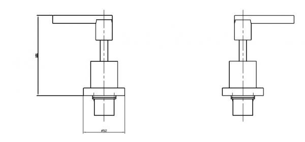 Dom-Lever-wall-top-assemblies-drawing