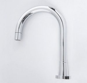 Dom hob spa spout 190mm