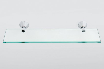 Tersa glass shelf