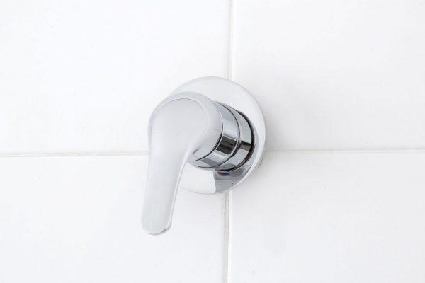 banjo bath shower solid handle mixer