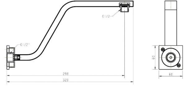 Tiana-Showerhead-Arm-drawing