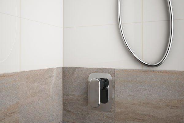 Valentino Bath/Shower Mixer