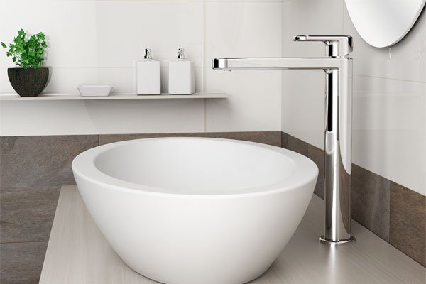Valentino Tall Basin Mixer