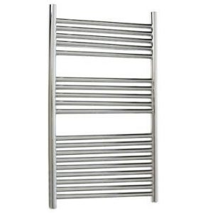 Allegra Heated Towel Rail 19 Bar Drawing