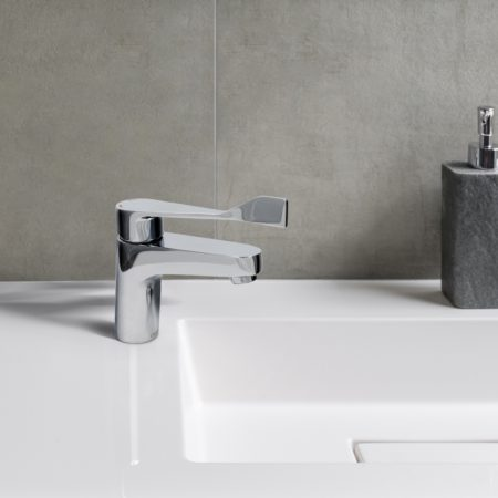 Linsol Avanti Care Basin Mixer AVANT-CAR-01 lifestlye square