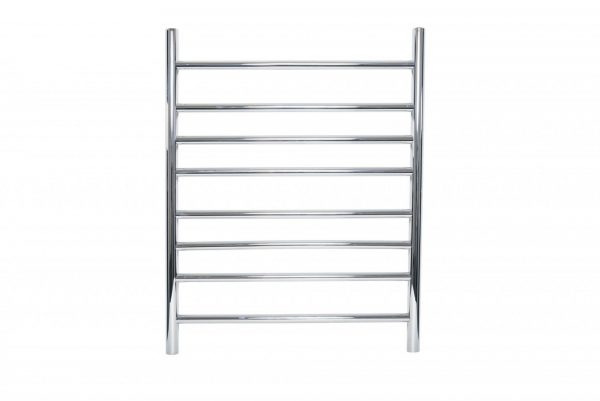 Linsol Allegra 8 Bar Heated Towel Rail JY-3312 White Background Image 547 x 366