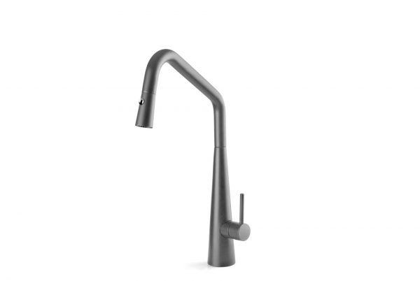 Linsol Elias Grey Wolf Pull Out Sink Mixer ELI-GW-01RE White 547x366