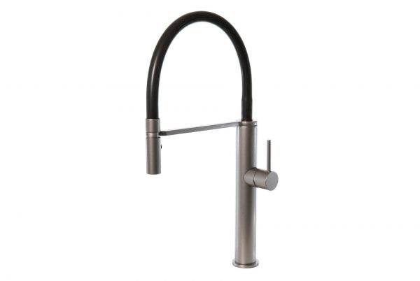 Linsol Luca Grey Wolf Sink Mixer LUC-GW-01 White Image 547 x 366