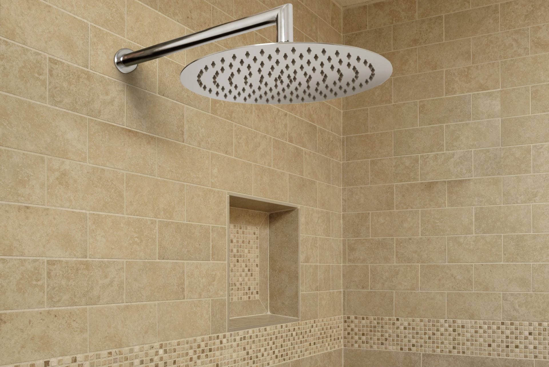 Force Shower Head Linsol