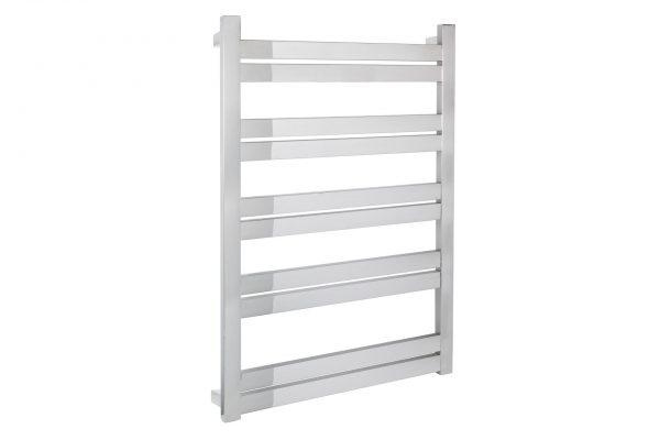 Linsol Siena 10 Bar Heated Towel Rail JY-SQ-10 White Background 547x366