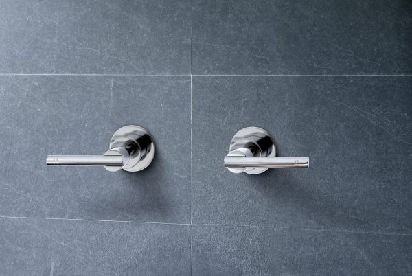Linsol Dom LEver Wall Top Assemblies LE-DO-04 Lifestyle Image 547x366